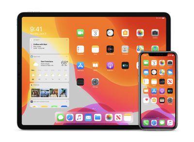 ios 13 iphone ipad duo