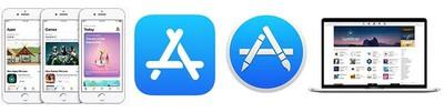 app store universal apps