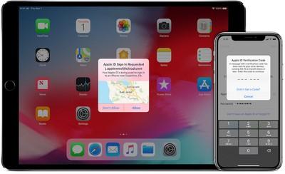 apple 2fa