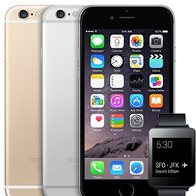 iPhone 6 Android Wear1