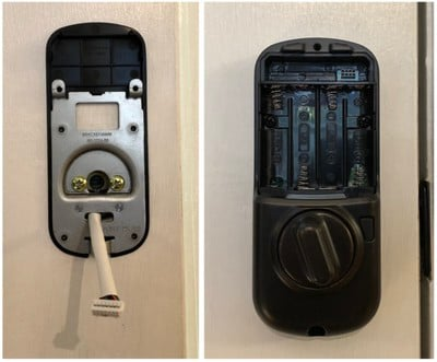 yale assure lock sl install