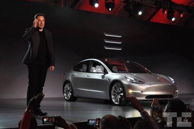 Tesla 3 Musk