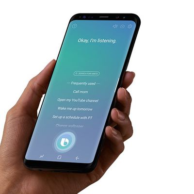 bixby launch