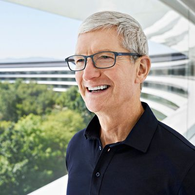 tim cook apple park