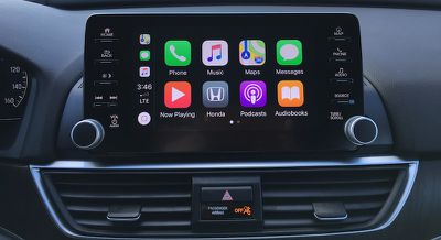 accord hybrid carplay