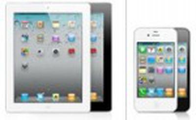 ipad 2 iphone 4