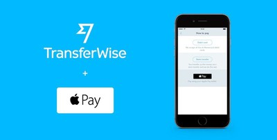 transferwise apple pay