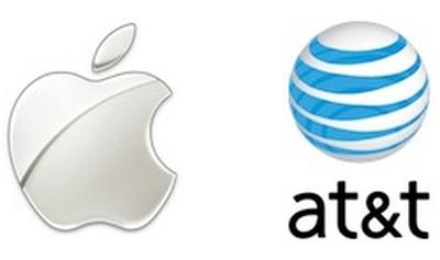 164623 apple att logos