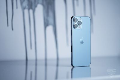iphone 13 pro review the verge