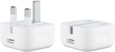 Apple 5W Charger Folding Pins