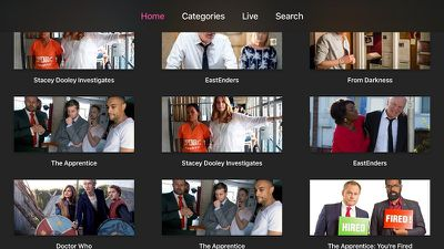 BBC iPlayer POC 1