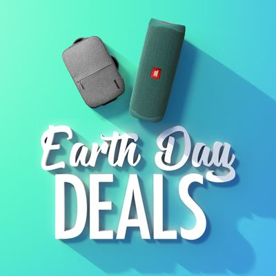 Earth Day Deals Feature 2021