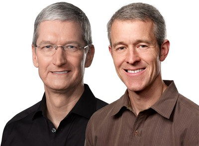 tim cook jeff williams