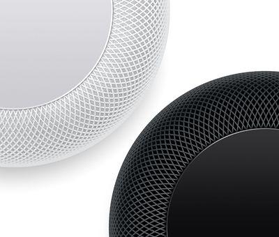 homepod space gray white