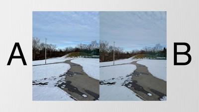 s21 vs iphone 12 landscape 2