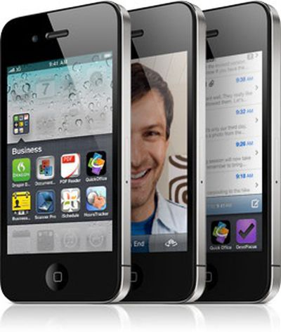 161719 iphone 4 business apps