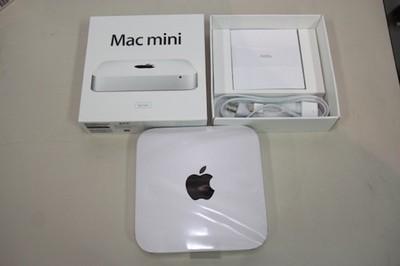 mac mini 2011 unbox