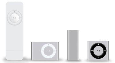 iPod shuffle wikimedia commons