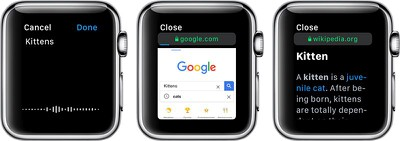applewatchgooglesearch