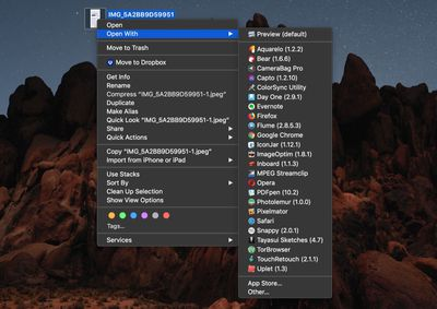 how to manage file associations on your mac
