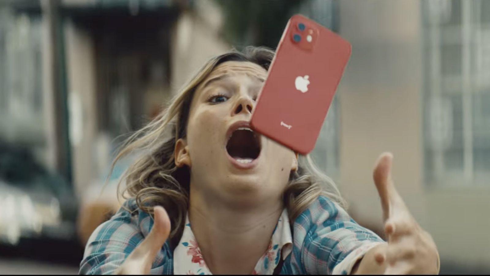 Apple Shares 'Fumble' Ad Highlighting iPhone 12 Ceramic Shield – MacRumors