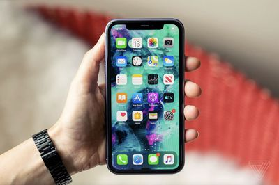 the verge iphone 11
