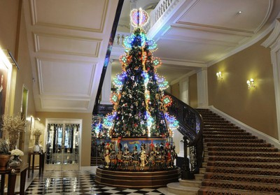 claridges-christmas-tree