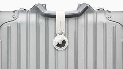 Apple airtag accessories luggage 042021 big carousel