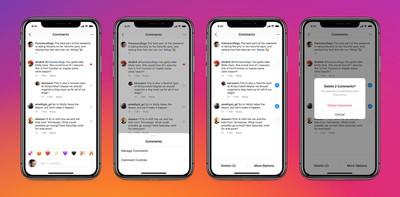 instagram bulk delete comments
