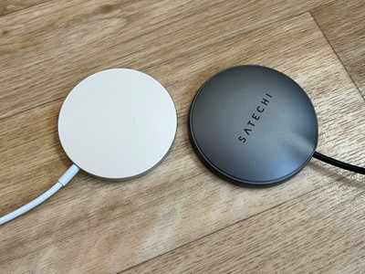 satechi charger magsafe comparison