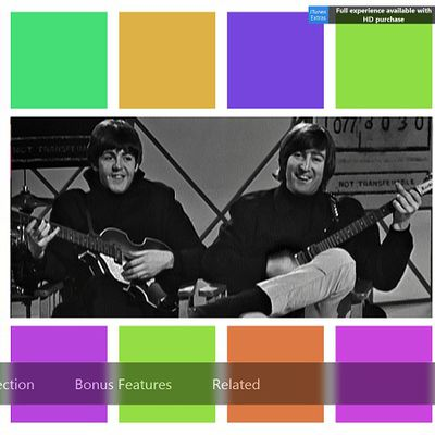 The Beatles 1 collection