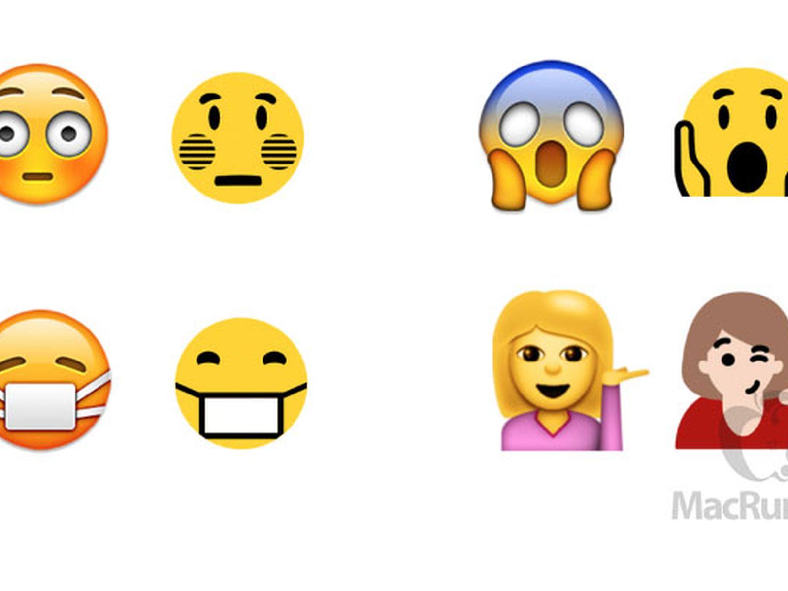 Microsoft Updates Windows 10 Emoji To Resemble Apple S Collection Macrumors