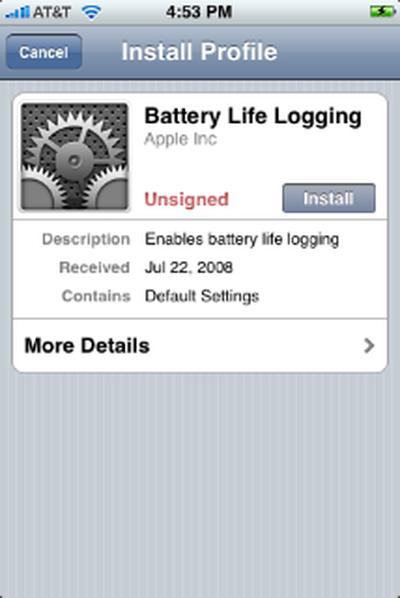 092827 battery life logging