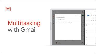 Gmail Multitasking