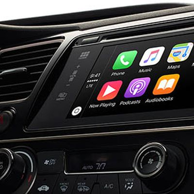 CarPlay Dash