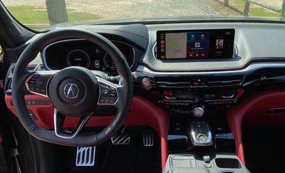 2022 mdx cockpit