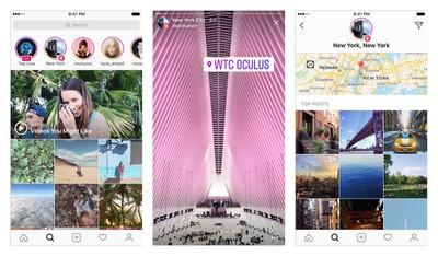 instagram location tags