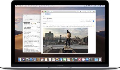 mac mail app mojave