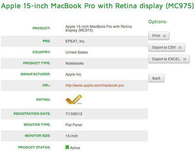 epeat retina macbook pro