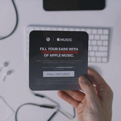 beatsx apple music