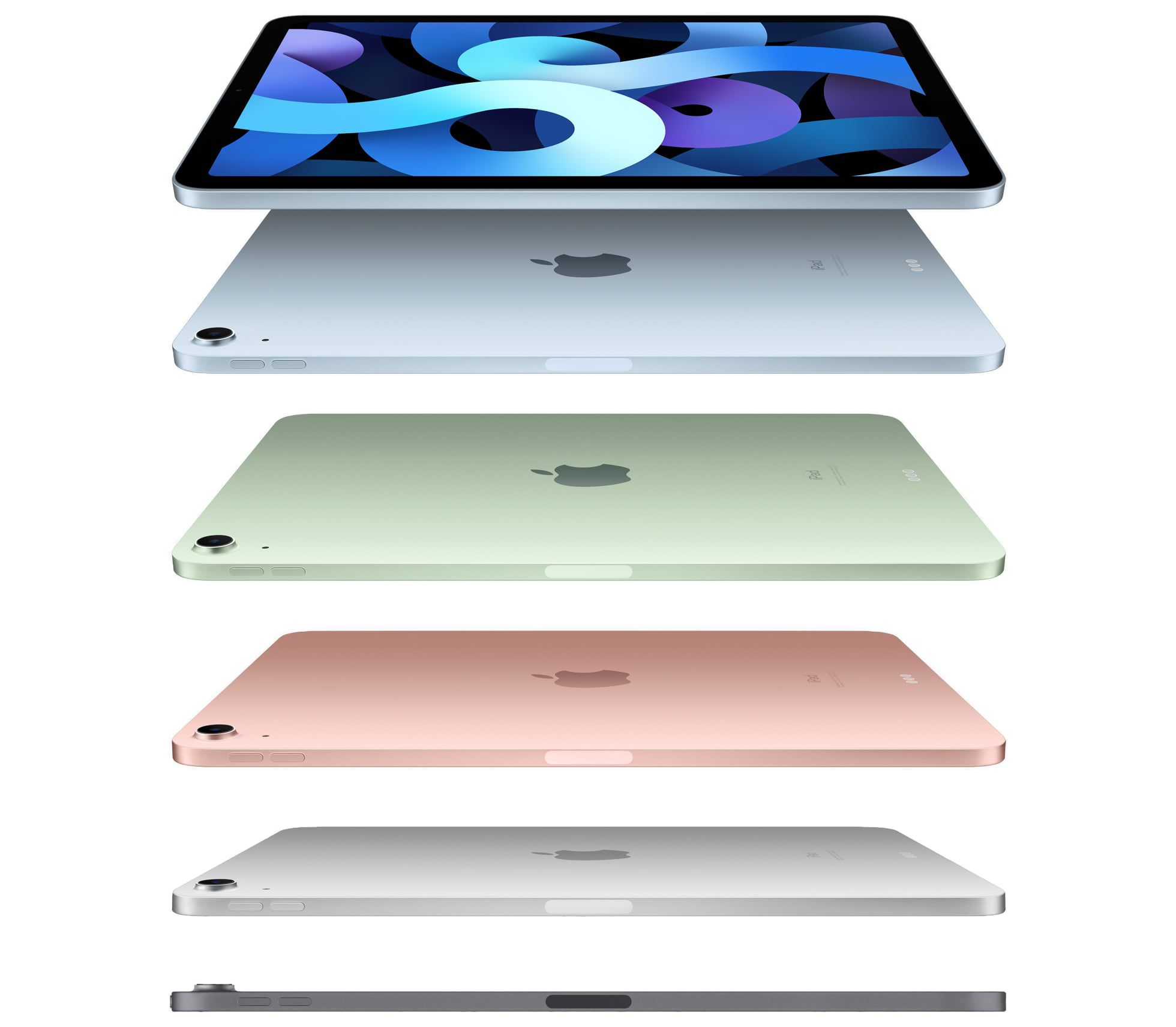 Apple's New iPad Air Demoed in Videos From Chinese Media Press Event thumbnail