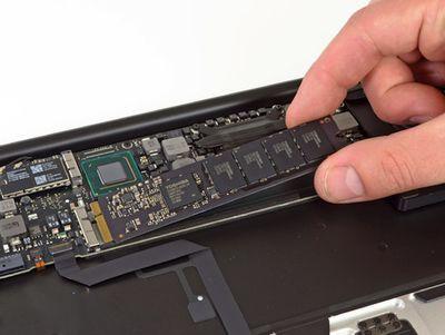 macbook air 2012 ssd