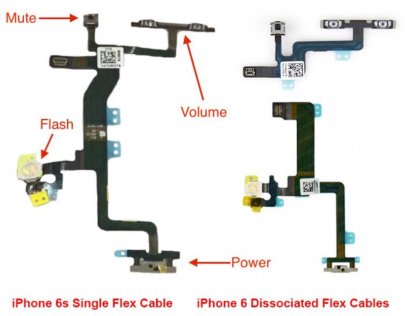 iPhone 6s Single Flex Cable