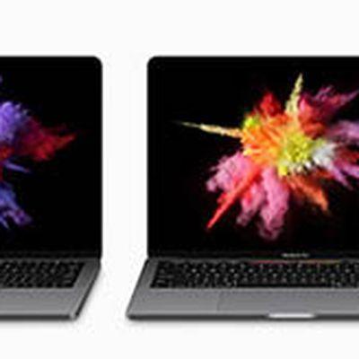 2016 macbook pro lineup
