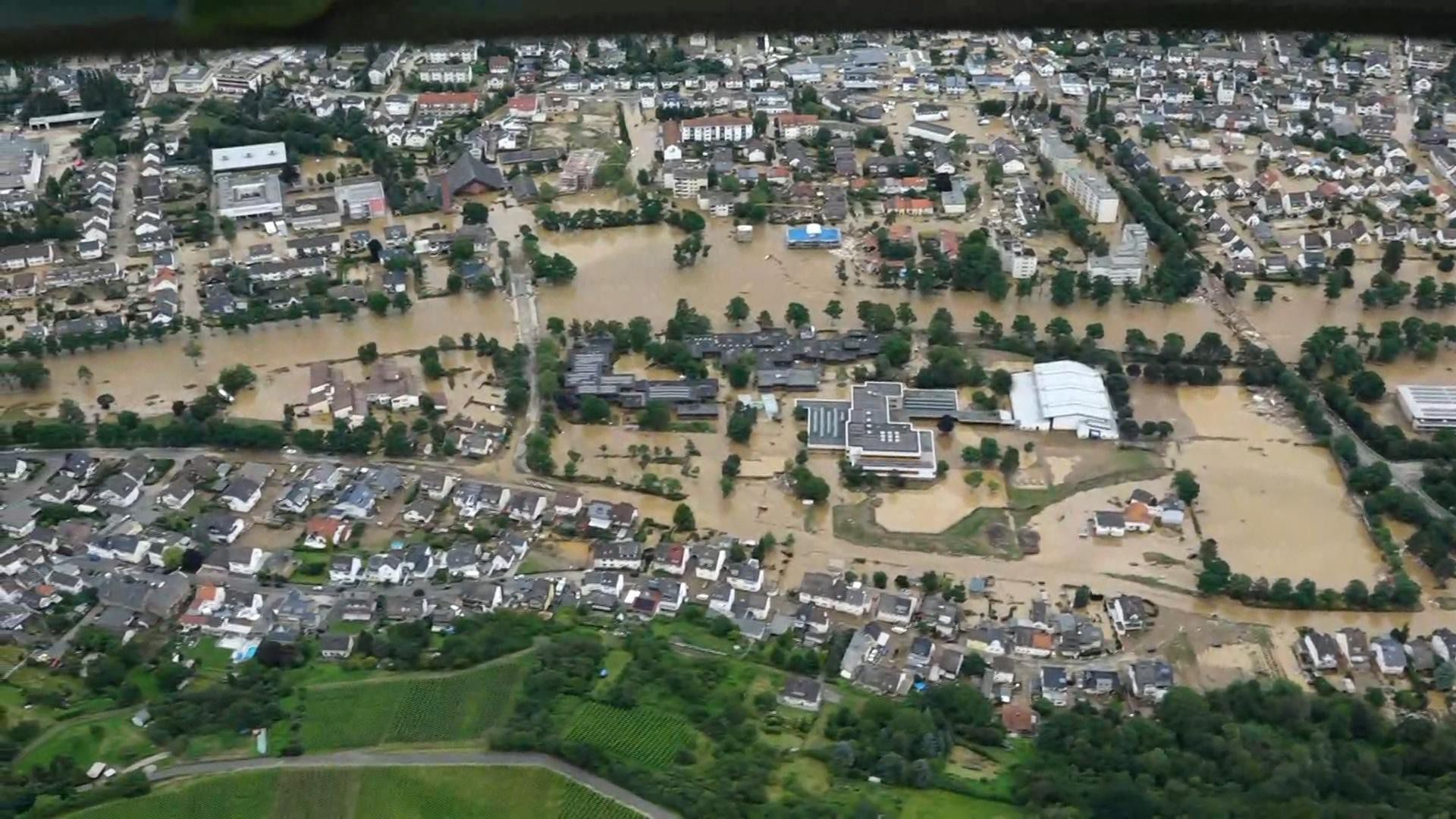 Apple Donating to Flood Relief Efforts Across Germany, Belgium and The Netherlands