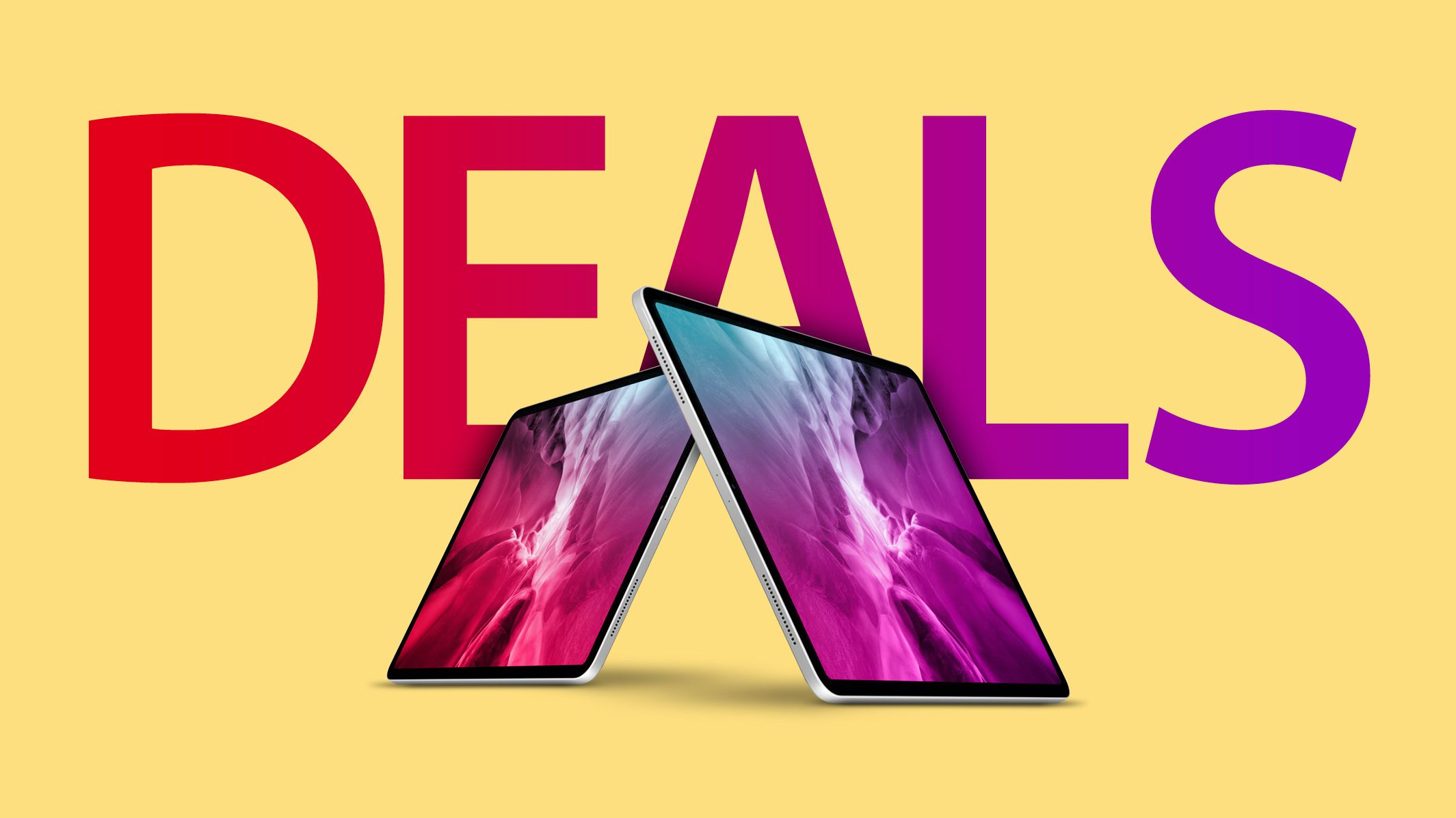 Deals: 2020 iPad Pro Models Further Discounted to Record Low Prices on Amazon (Up to $150 Off) - MacRumors thumbnail