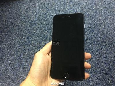 iPhone 7 Plus space black 1