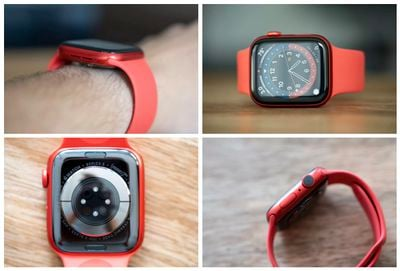 apple watch series 6 product red