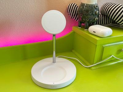 belkin charger desktop