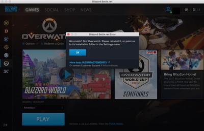 overwatch battlenet